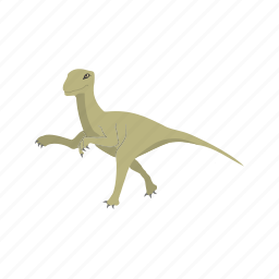 dinosaur, fossil, history, museum, natural, science, skeleton icon