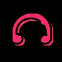earphone, handfree, headphone, headset, portable icon
