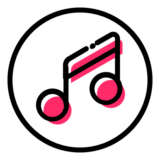 music, sing, song, tone, voice icon