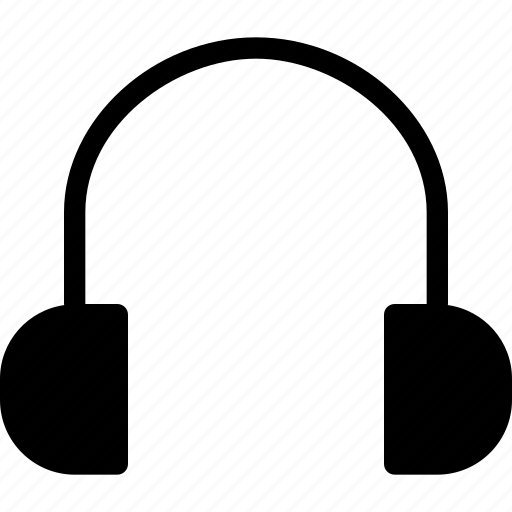 audio, creative, grid, headphones, headset, music, shape, sound, speaker, volume icon