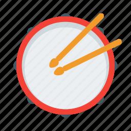 drum, instrument, music, musical, percussion, sound icon