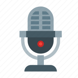 audio, mic, microphone, music, sing, song, sound icon