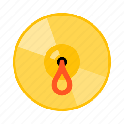 cymbal, cymbals, instrument, music, percussion, sound icon