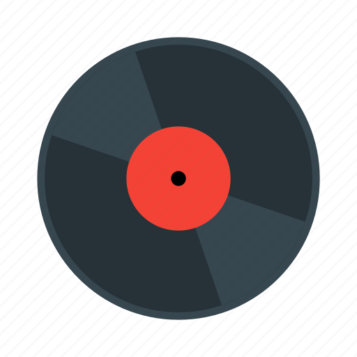 audio, gramophone, music, record, sound, video icon