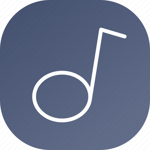 dark, music, noise, note, notes, record, sound icon