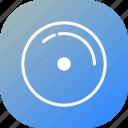 audio, blue, disk, gramophone record, music, record, sound