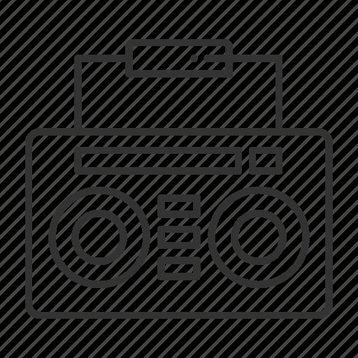 audio, melody, music, sound icon