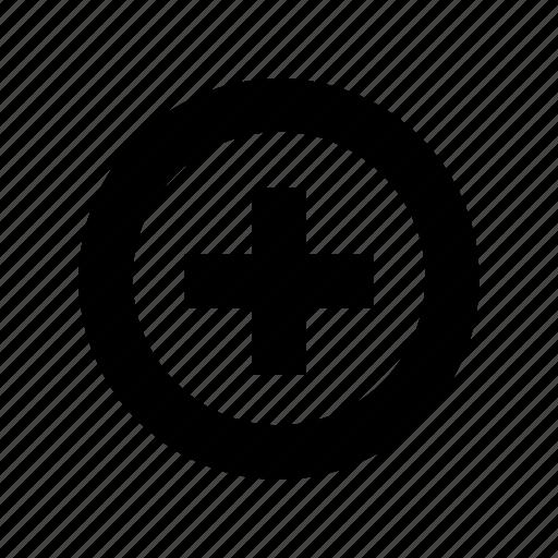 add, music, sound icon