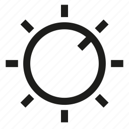adjuster, balance, equalizer icon