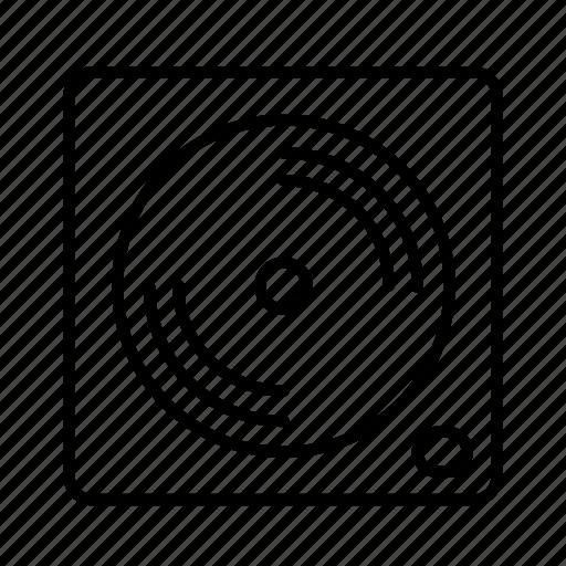 dj, music, musical, production, recording, sound icon