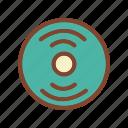 audio, media, music, musical, record, speaker icon