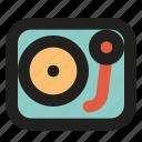 dj box, disk, music, dj