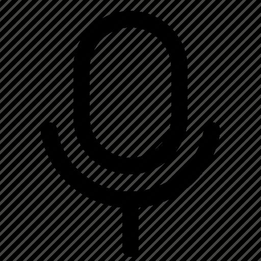 instrument, mic, music, record, voice icon