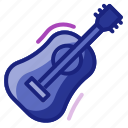baz, guitar, instrument, mp3, multimedia, music, player icon