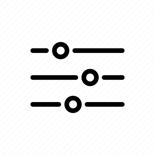 line, music, sound, ui, volume, web icon