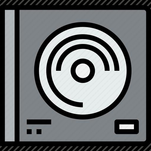 audio, cd, music, musical, studio icon