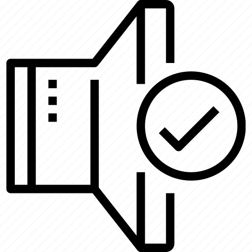 Check, media, music, musical, sound, speaker icon - Download on Iconfinder