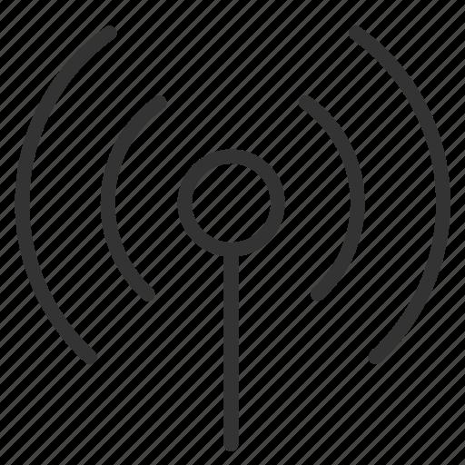 app, live, music, podcast, radio, streaming icon
