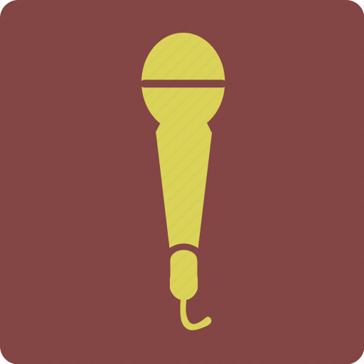 Microphone, audio, mic, sound, karaoke icon - Download on Iconfinder
