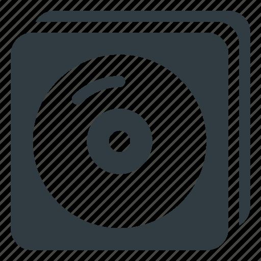 albume, audio, list, music, play icon