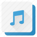 albume, audio, list, music, play icon