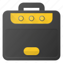 amplifier, guitar, loud, music, play, sound icon