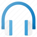 ear, headphone, headset, music