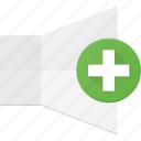 level, music, sound, speaker, up, volume icon