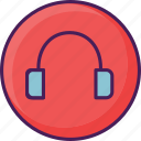 audio, device, headphone, music, sound