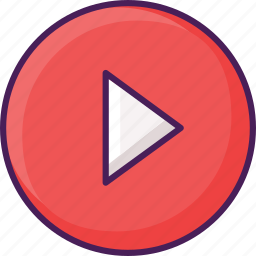 audio, interface, music, play, player, video icon