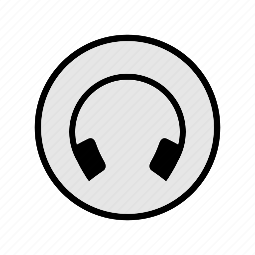 headphones, listen, music, play, songs, sound icon