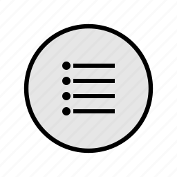list, music, play, songs, sound, volume icon