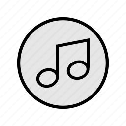 music, music-symbol, piano, rythm, sign, sound, tune icon