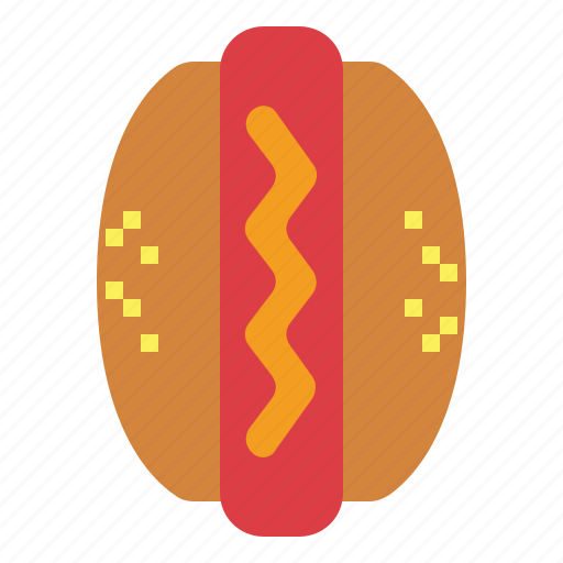 Dog, fast, food, hot icon - Download on Iconfinder