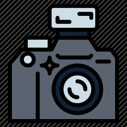camera, photo, photograph icon