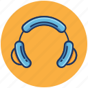 audio, headphones, music, play, song, sound icon