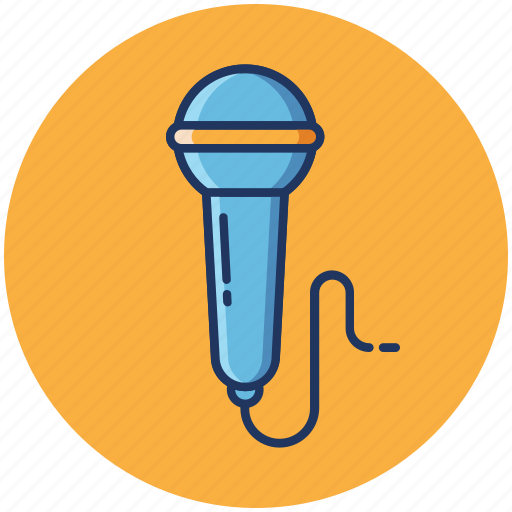 Microphone, music, singing, volume, audio icon - Download on Iconfinder