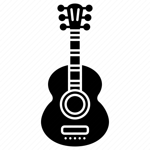 acoustic, classic, guitar, music, string icon
