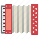 accordion, acoustic, classic, harmony, retro