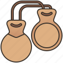 castanets, clappers, instrument, latin, music