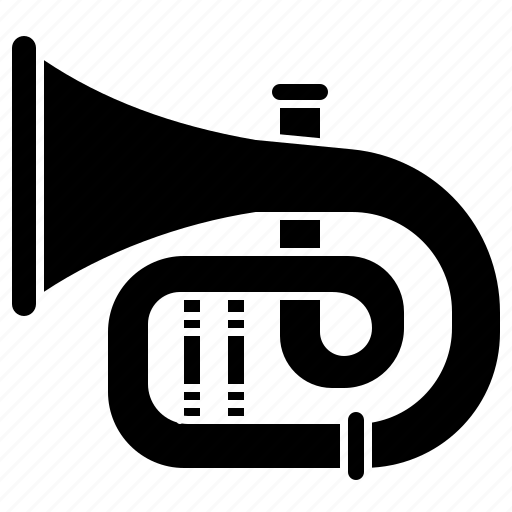 Blowing, bugle, jazz, music, orchestra icon - Download on Iconfinder