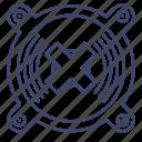 mute, slient, sound, speaker icon