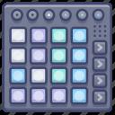 controller, launchpad, live, midi icon