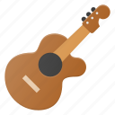 accoustic, guitar, instrument, music, play