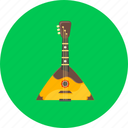 audio, balalaika, instrument, music, musical, russia, sound icon