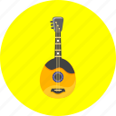 domra, equipment, guitar, instrument, popular, audio, musical
