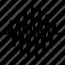 audio, ios, music, sound, volume, wave icon