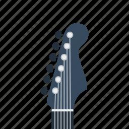 audio, guitar, instrument, music, sound icon
