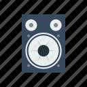 speaker, sound, audio, music