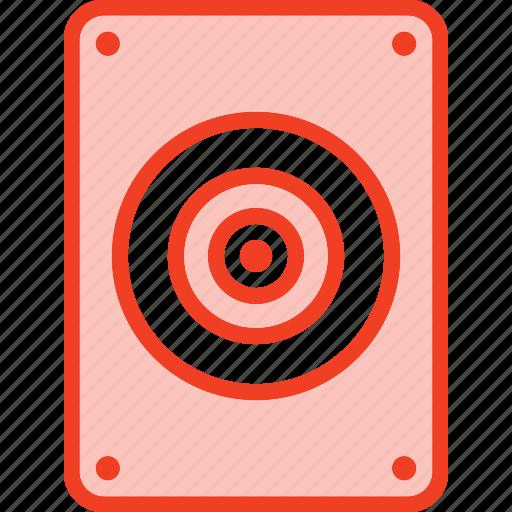 filled, lound, media, music, outline, speaker icon